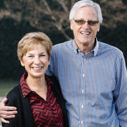 Don Heck y Joana Heck